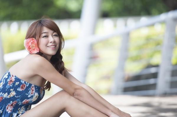 笑顔 女性3