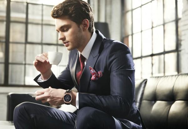 スーツ 男性