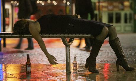 女性 酒癖2