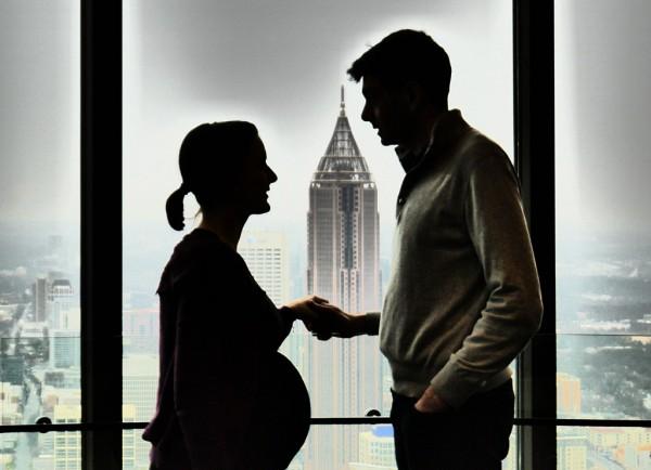 女性 妊娠