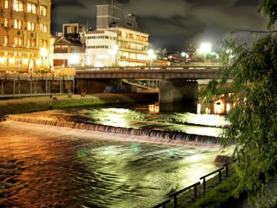 京都 四条大橋