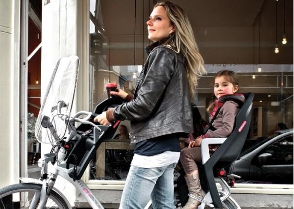 自転車 ママ