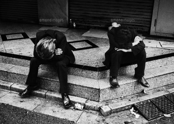 男性 憂鬱